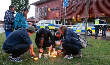 Swedish School Attack